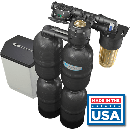 Kinetico Premier Series | FM Water Systems