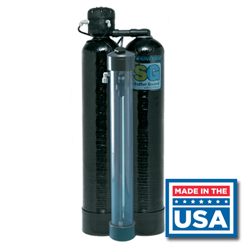 Sulfur Guard Backwashing Filter | FM Water Systems